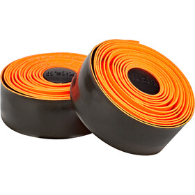 Fizik Vento Microtex Tacky Cinta de manillar 2mm, orange fluo/black
